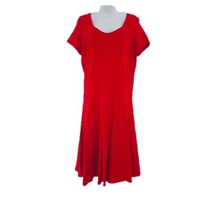 Little red dress by Laura